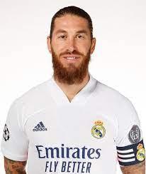 De la ligue 1 de francia. Sergio Ramos Real Madrid Cf