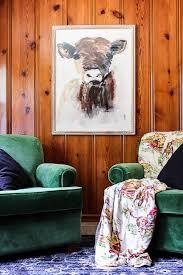 knotty pine walls decorating ideas