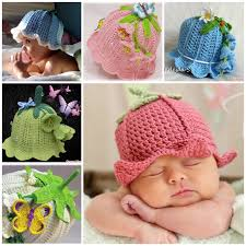 view in gallery crochet bluebell hats f wonderful diy adorable crochet baby bluebell hat