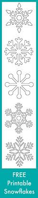 Free Printable Snowflake Templates – Large & Small Stencil ... & Free Printable Snowflake Templates – Large & Small Stencil Patterns | Free  printable, Free and Stenciling Adamdwight.com