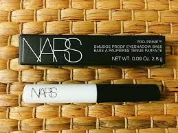 dels about nars pro prime smudge proof eyeshadow base eye makeup primer 0 09oz 2 8g nib