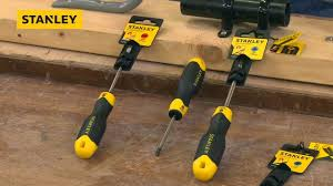 precision tools stanley. stanley cushion grip screwdrivers sealants and tools direct precision