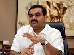 Billionaire Adani Plans to Turn His Business Carbon Negative - Bloomberg