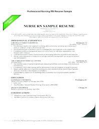 Nurses Resume Template Airexpresscarrier Com
