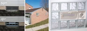 glass block windows specials