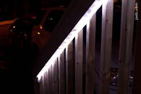 led deck rail lights. Led Deck Rail Lights. Brilliant Lights Lighting With Rope Throughout