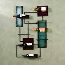 modern wall wine rack  amazoncom wine enthusiast bottle urban