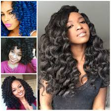 Crowshade Hair Style crochet braids hairstyle ideas for black women 2016 2017 1679 by wearticles.com