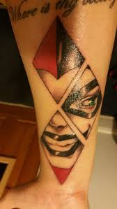 оригинальные татуировки Zefirka