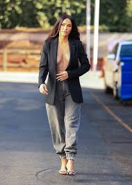 Megan fox was born on the 16th of may 1986, in oak ridge, tennessee, usa. Megan Fox Goes Braless In Stunning New Photoshoot After Packing On The Pda With Boyfriend Machine Gun Kelly