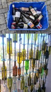 diy glass bottle decor craft ideas