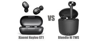 Xiaomi Haylou GT1 VS Bluedio Hi TWS Earbuds: Winner is?