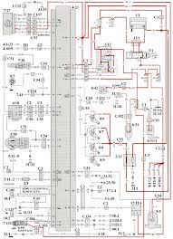 volvo 940 1993 wiring diagrams lh jetronic 2 4 multiport fuel injection system mfi b 200 f g b 230 f fb fd g