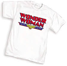 Graphitti Designs Amazon Com Graphitti Designs Wonder Woman T Shirt Logo