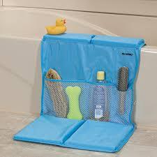 bathtub caddy with kneeling pad view 3