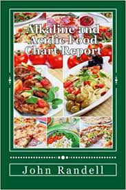 The Ph Miracle Alkaline Acid Food Chart Alkaline And Acidic Food Chart Report John Randell