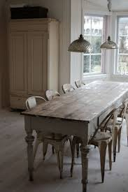Best  Antique Farm Table Ideas On Pinterest - Rustic farmhouse dining room tables