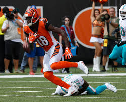 Chad Johnson A J Green Is Bengals Best Wr
