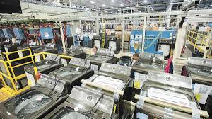 Ge Appliances Washing Machine Ge Gets Tax Incentives From Kentucky Louisville Louisville