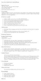Office Coordinator Sample Resume Job Description Template