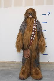 finished chewbacca front side