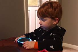 Kid Gets Amazon Echo Dot Alexa to Play Porn