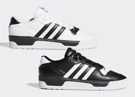 Adidas Rivalry Low Cloud White Eg8062 Core Black Eg8063