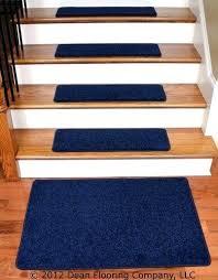 carpet strips for stairs dean carpet stair treads x 9 navy blue plush plus a 2 carpet strips for stairs
