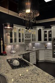 wonderful black crystal chandelier decorating ideas for