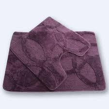 <b>Комплект ковриков Fixsen FX-0128A-2</b> Purple 60x90 фиолетовые ...