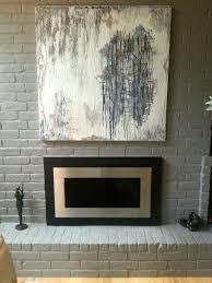 contemporary fireplace doors fireplace ideas