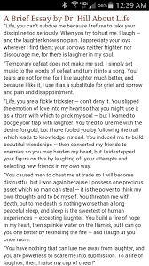the essay that helped me the most by napoleon hill a challenge to