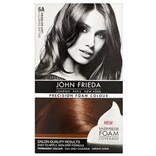 John Frieda Precision Foam Colour 6a