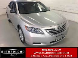 2007 Toyota Camry Hybrid 4dr Sedan Sedan for Sale in Pittsford, NY ...