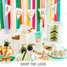 International Party Decorations Amazoncom St Patricks Day Event Party Supplies