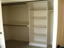 wood closet shelving ideas design renovation solid systems diy she