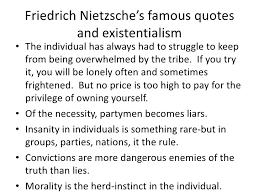 Existentialism via Relatably.com