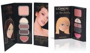 l oreal paris makeup kit for las