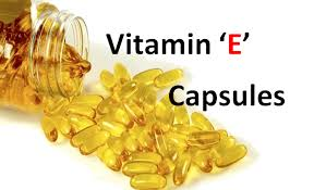 vitamin e capsules benefits hair body skin