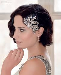 1920s hair b and a bob with finger waves for a retro gatsby look