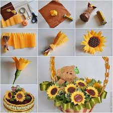 How To Make Paper Flower Bouquet Step By Step Diy Beautiful Flower Bouquets Step By Step K4 Craft