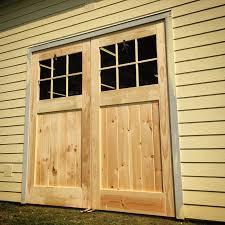 Building Huge Carriage Style Doors Christian Moist
