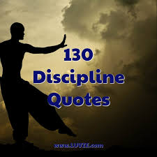 Discipline Quotes Enchanting 48 Discipline Quotes And Sayings With Images