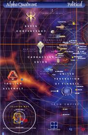 Quadrants Star Trek Voyager Star Trek Universe Star Trek