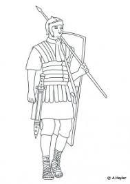 Kleurplaten Van Romeinse Tijd Jouwkleurplaten