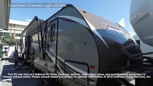 2018 Coleman Coleman Light 2605rl Dutchmen Coleman Light 2605rl