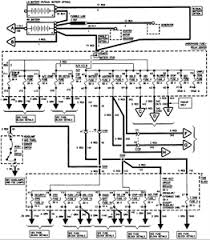 silverado fuse block diagram fixya there are two pics here the circuit stops at triangle f on the first pic and picks up again at triangle f on the second hope this helps