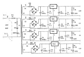 multiple electrical schematic wiring diagram all wiring diagram multi schematic wiring diagram wiring diagram electrical schematic drawings digital multiple voltage power supply electronics lab