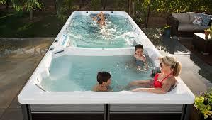 endless pool swim spa. Endless Pools E700 17\u0027 Fitness Spa Header Pool Swim O