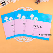 compare prices on essay writing books online shopping buy low 5 pcs set chinese writing exercise book for kids and baby square essay